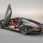 Bentley går inn i nytt århundre med stil