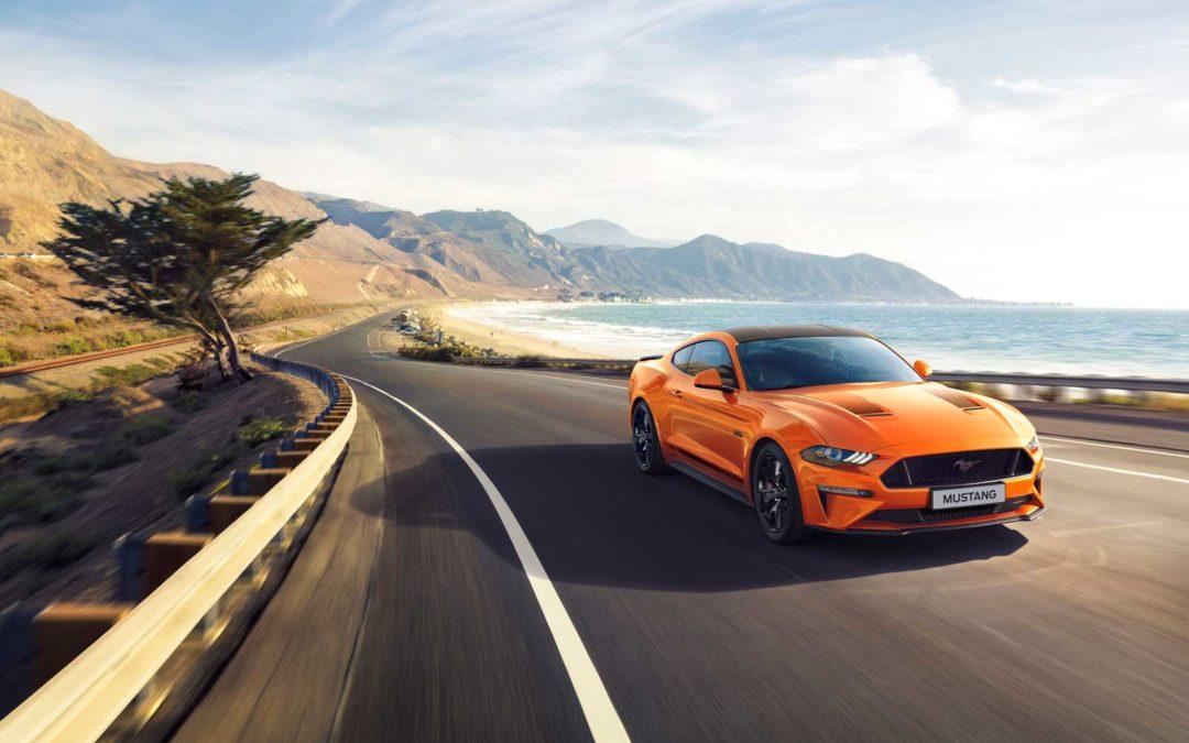 Mustang55 – Legenden jubilerer