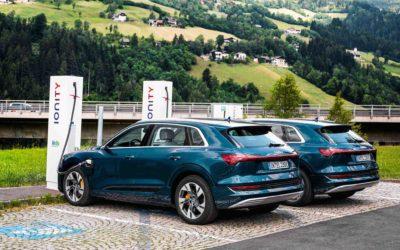 Nye Audi e-tron 50 får 30 mil rekkevidde og lavere pris