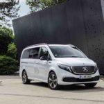 Verdenspremiere for Mercedes EQV  – en ny elektrisk MPV