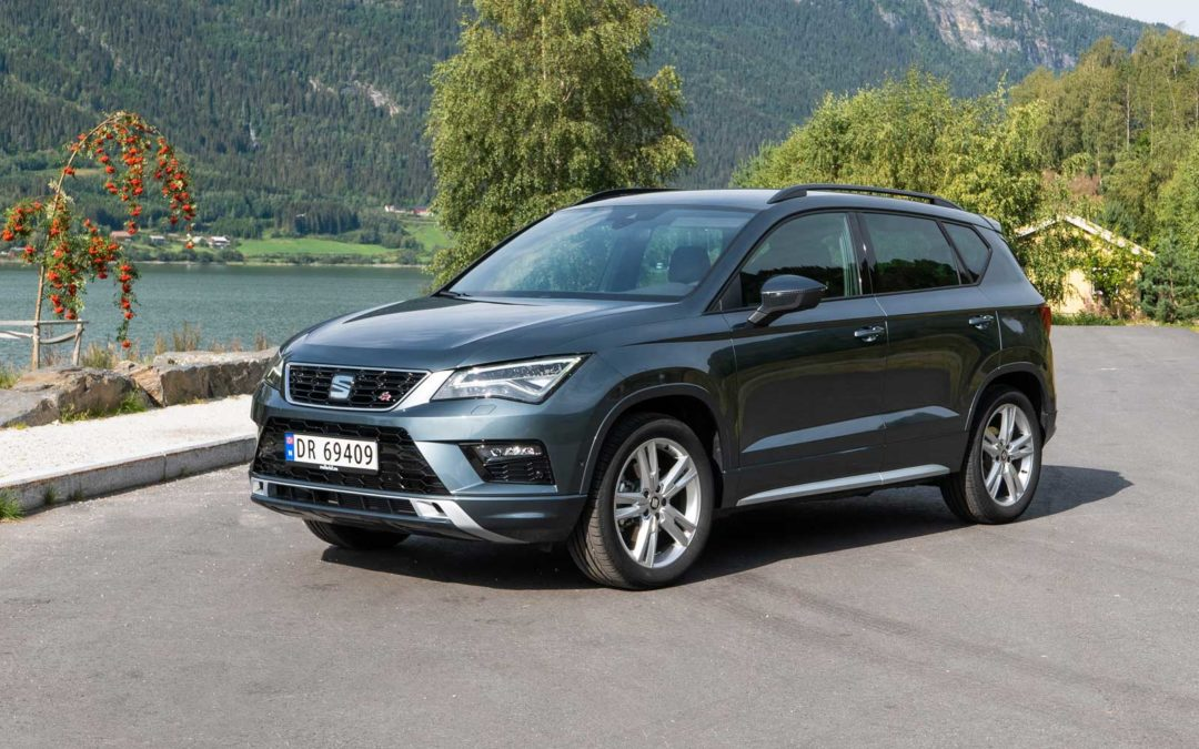 Seat Ateca – SUV med bensinmotor