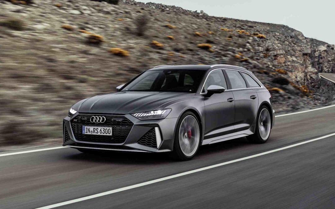 Ikonet Audi RS 6 Avant lanseres i ny utgave