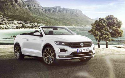 VW T-Roc Cabrio: En vellykket åpning