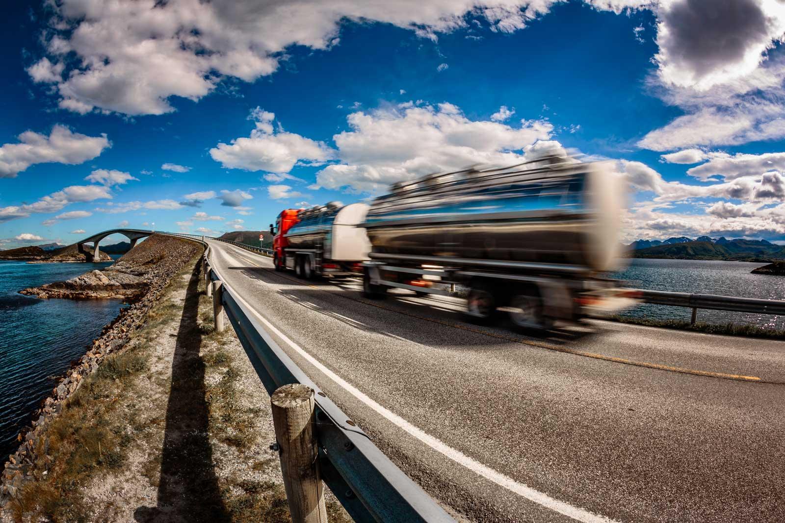 vogntog på atlanterhavsveien