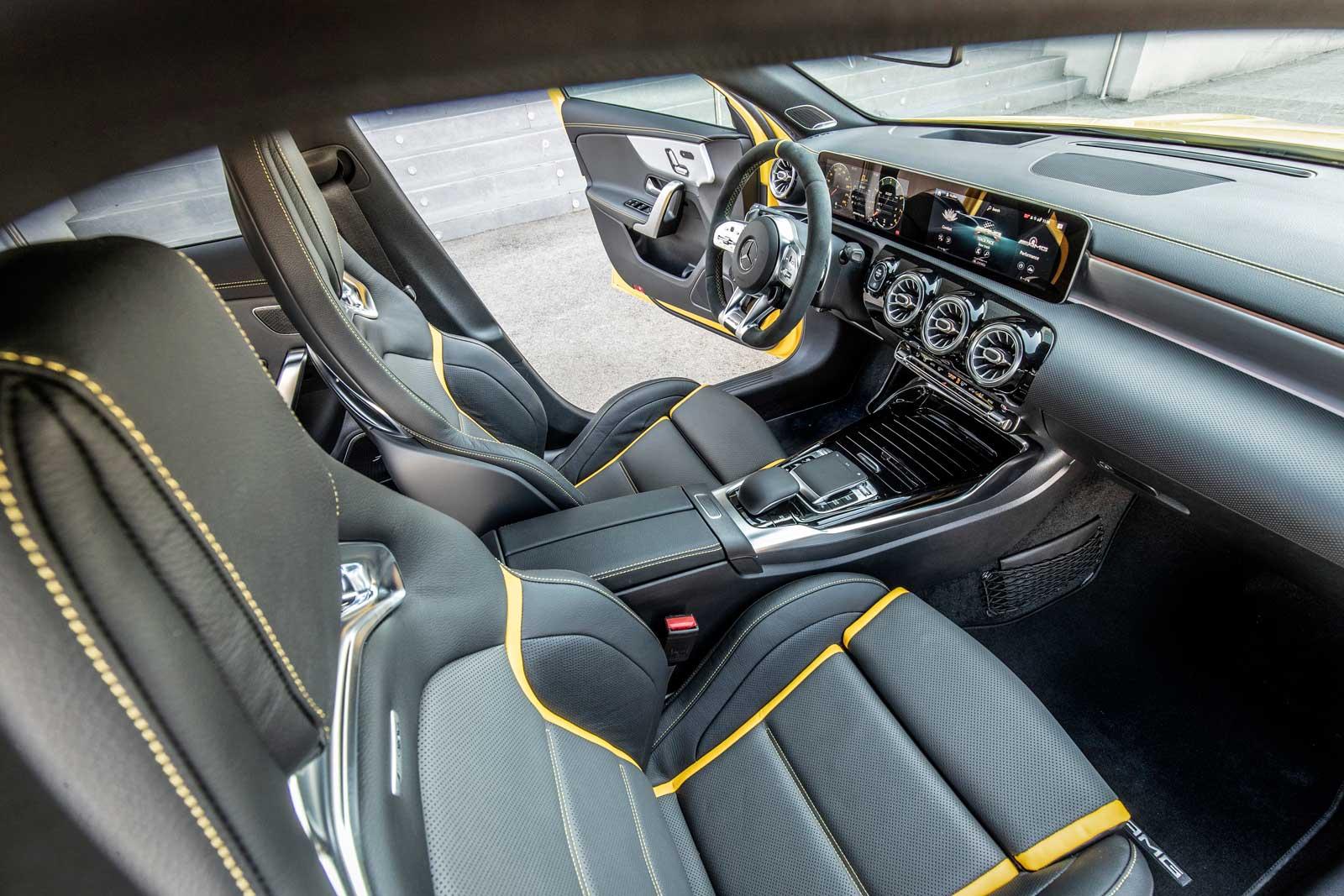 Mercedes A 45S AMG