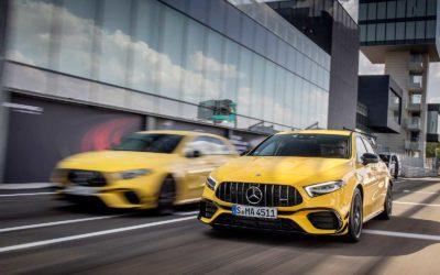 Mercedes-AMG A 45S – Verdens sterkeste