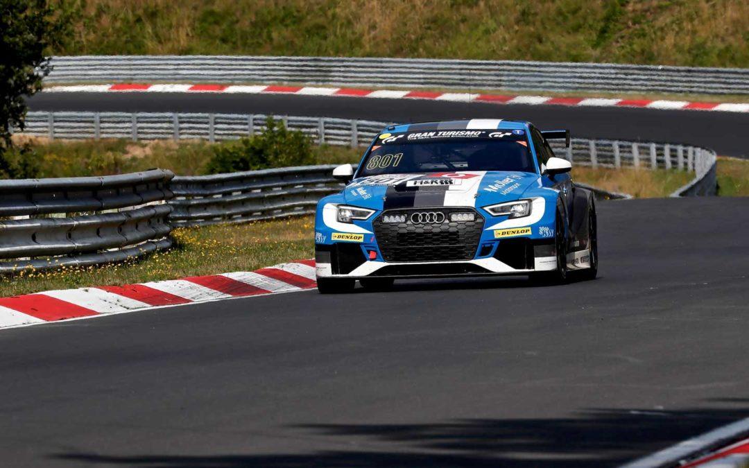 Møller Bil Motorsport nummer to