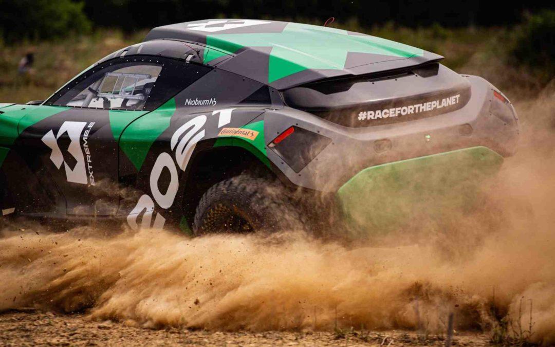 Rallycrossfører Andreas Bakkerud skal kjøre elektrisk