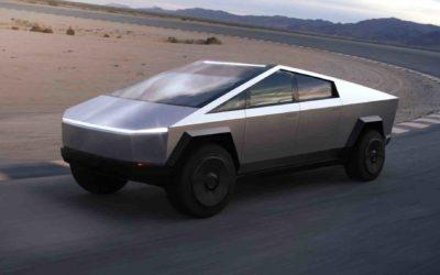 Tesla Cybertruck – et oppsiktsvekkende design!