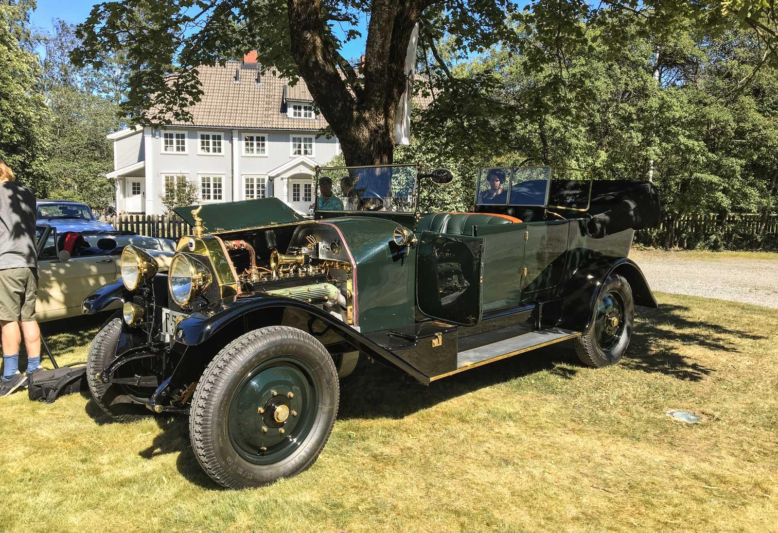 Lancia Kappa 1919