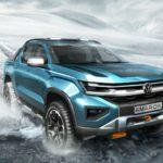 En helt ny VW Amarok kommer i 2022