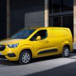 Opel Combo e-Cargo med 275 km rekkevidde