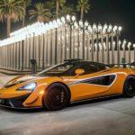 Den siste McLaren 620R er nå utlevert