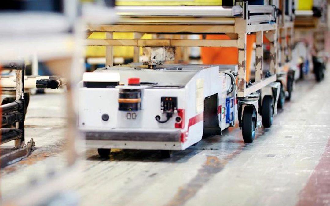 Nissan gjenbruker LEAF-batterier i bilproduksjon