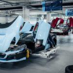 Porsche øker sin eierandel i Rimac