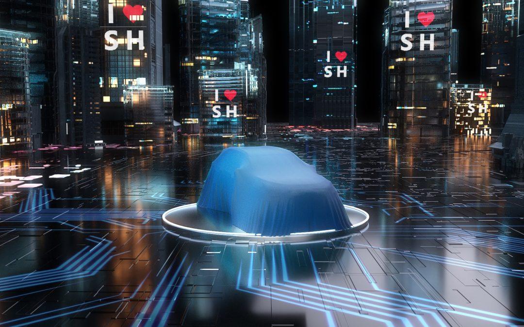 Snart verdenspremiere på Toyota elbil-konsept