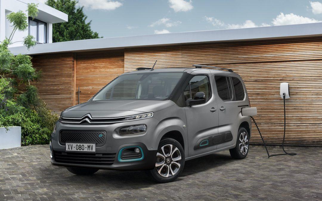 Citroën ë-Berlingo: Originalen blir elektrisk