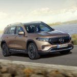 Mercedes EQB – en prima elbil