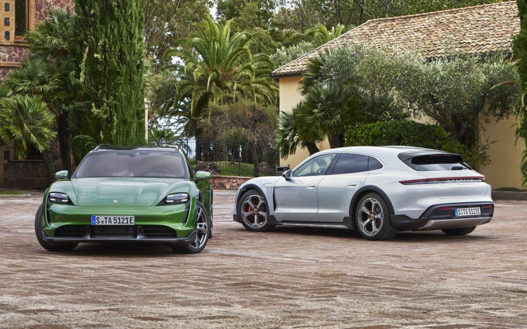 Bedre rustbeskyttelse på Porsche Taycan