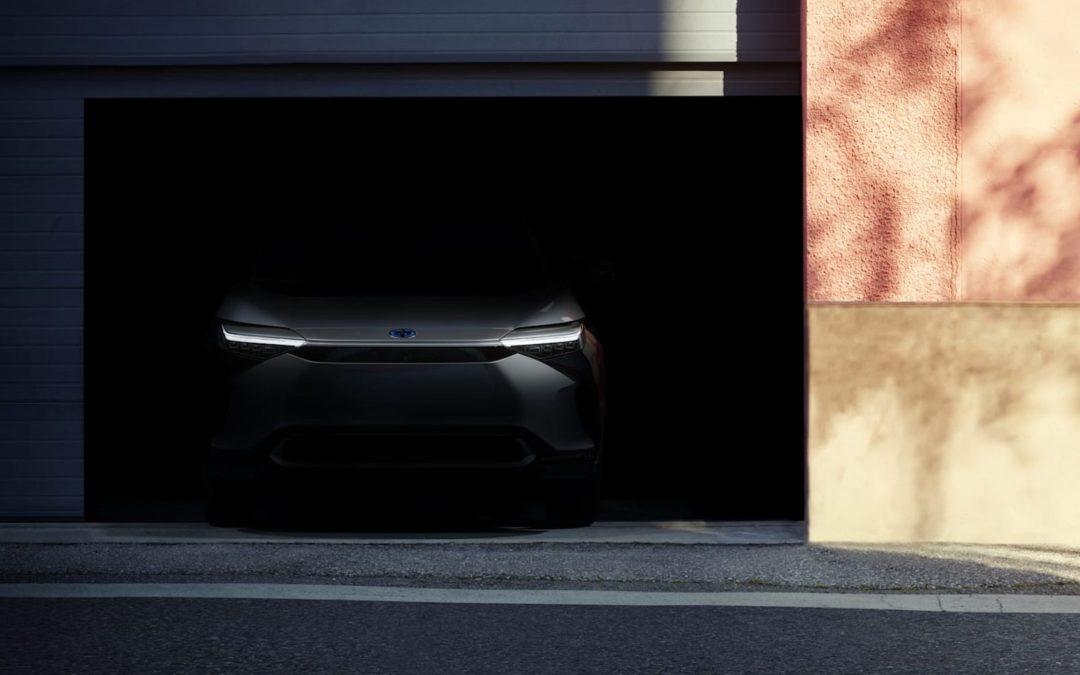 Flere nyheter lekkes om elbilen Toyota BZ