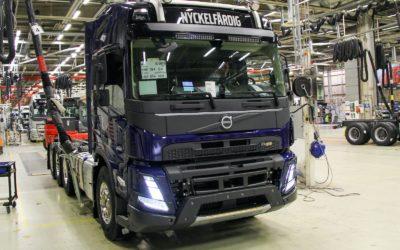 Volvo og Daimler vil bygge brenselcelle-lastebiler