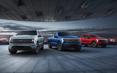 Ford lanserer fremtidens F150 pickup