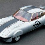 Opel Elektro GT med elbil-rekorder for 50 år siden
