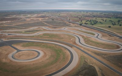 Nokian Tyres med nytt testsenter i Spania