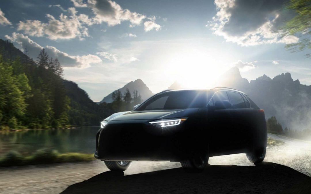 Ny Subaru el-SUV får modellnavnet Solterra