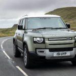 Land Rover vil bygge en Defender med brenselceller