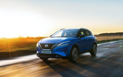 Nye Nissan Qashqai sparer vekt og miljø