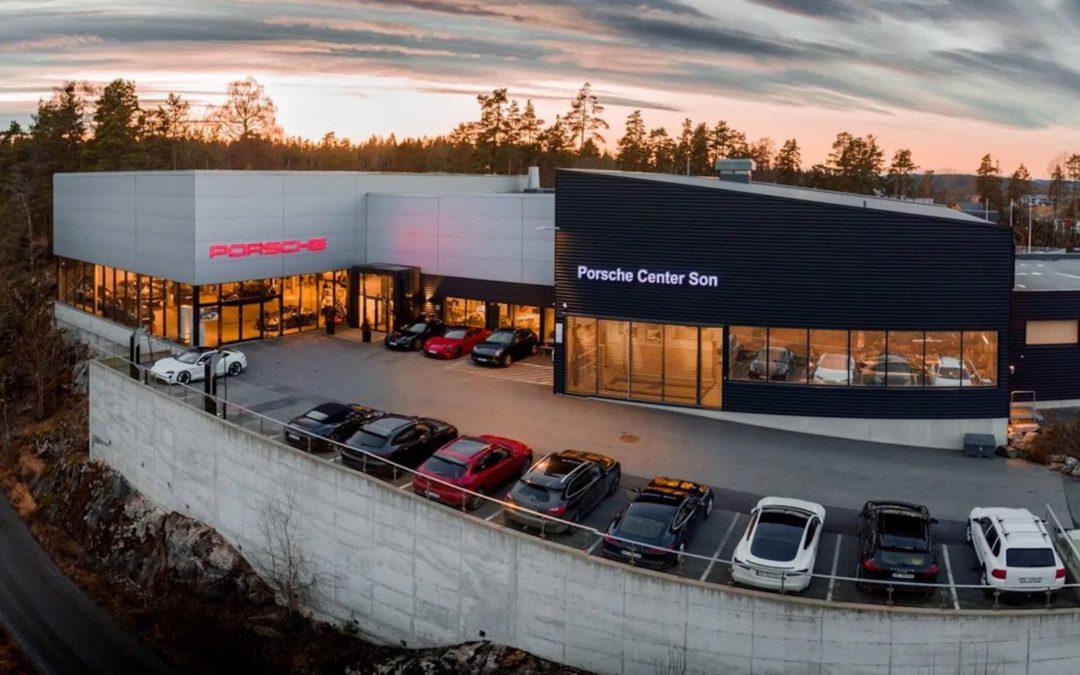 Svensk investor kjøper seg opp i Porsche Center Son