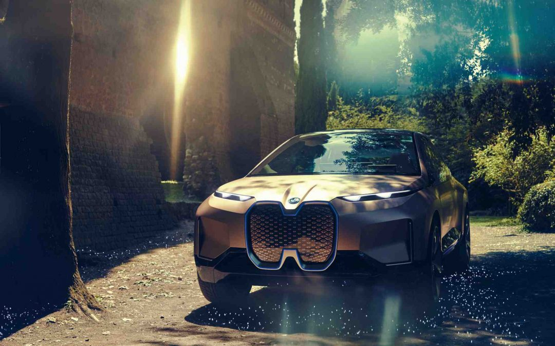 BMW Vision iNEXT: Et futuristisk flaggskip