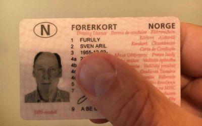 Nytt håp – om førerkortet er utgått på dato