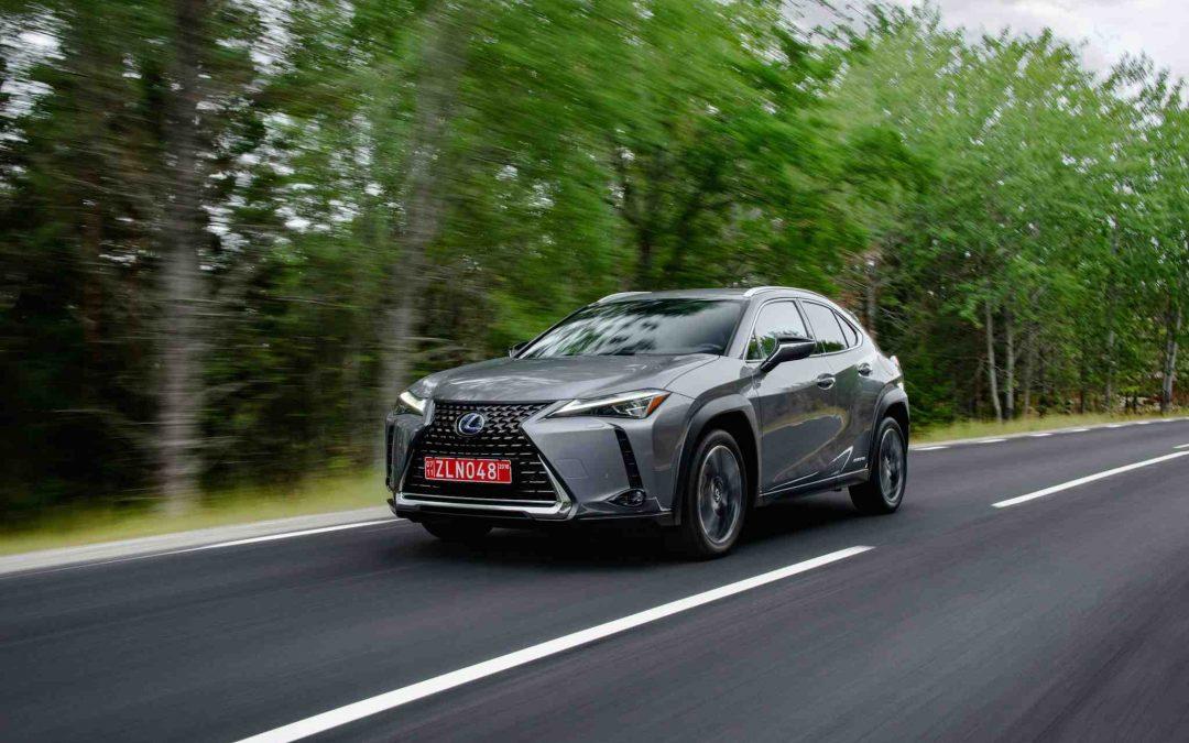 Attraktiv nykommer fra Lexus