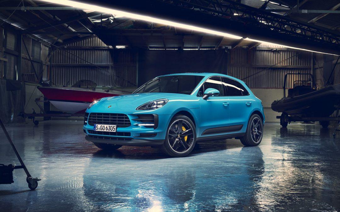 Kinesiske kunder får den nye Porsche Macan først